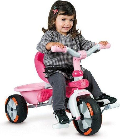 Smoby - Rowerek Baby Driver Comfort Paris 434110