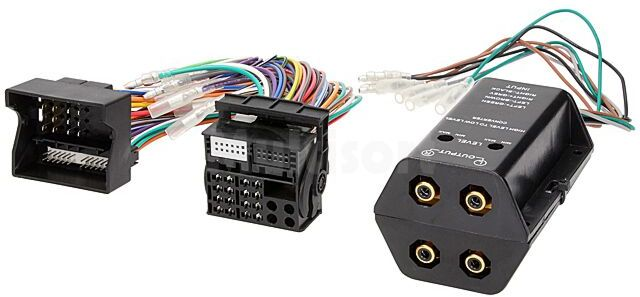 Adapter Quadlock 4 kanały audio