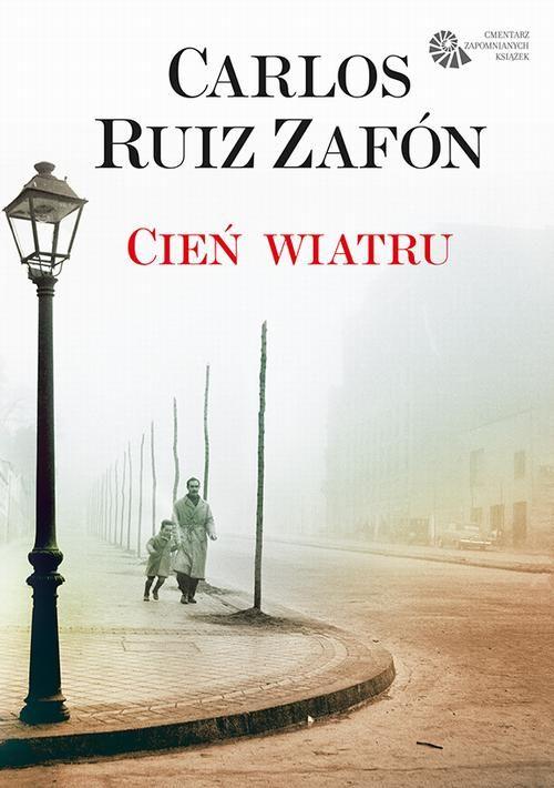 Cień wiatru - Carlos Ruiz Záfon - ebook