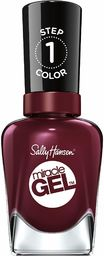 Sally Hansen Miracle Gel żelowy lakier do paznokci nr 480 - Wine Stock