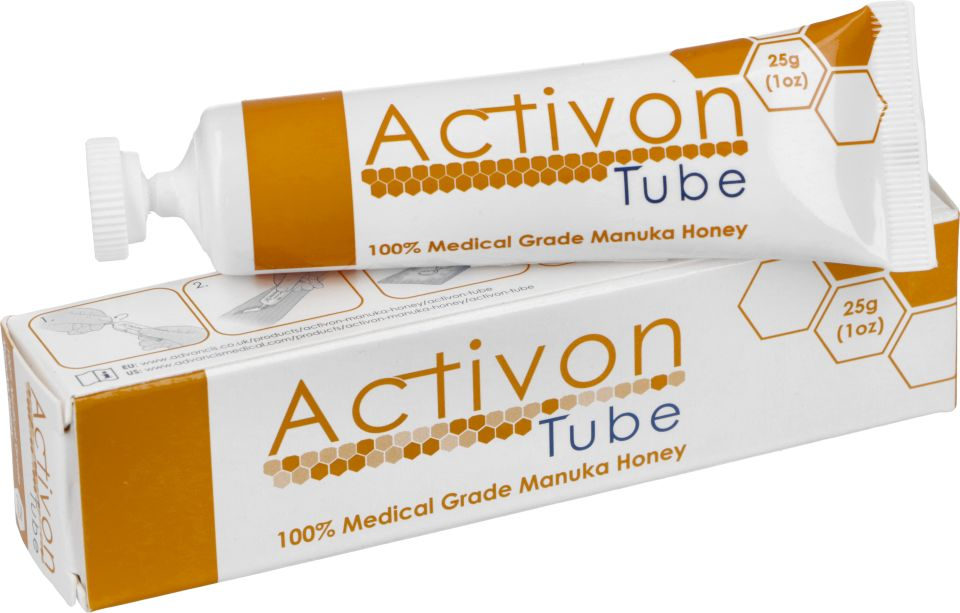 Activon Tube – leczniczy miód manuka