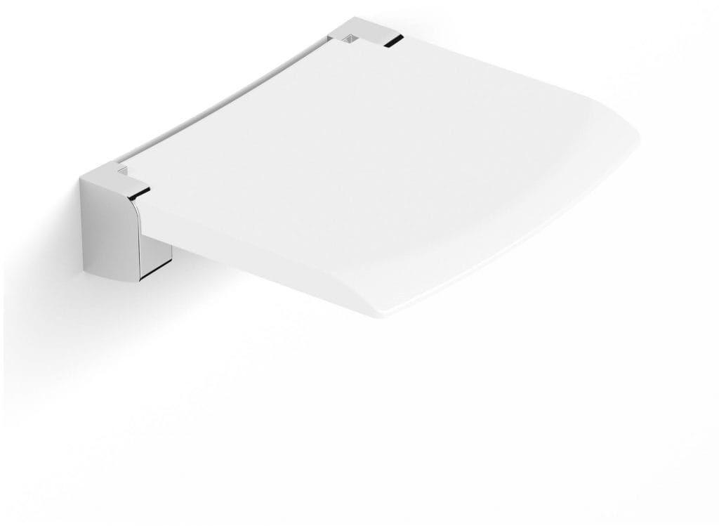 Stella Siedzisko prysznicowe składane białe 28.001 wysyłka 24h
