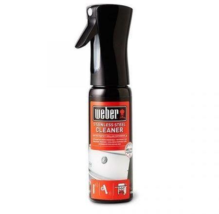 Płyn do czyszczenia stali nierdzewnej Weber