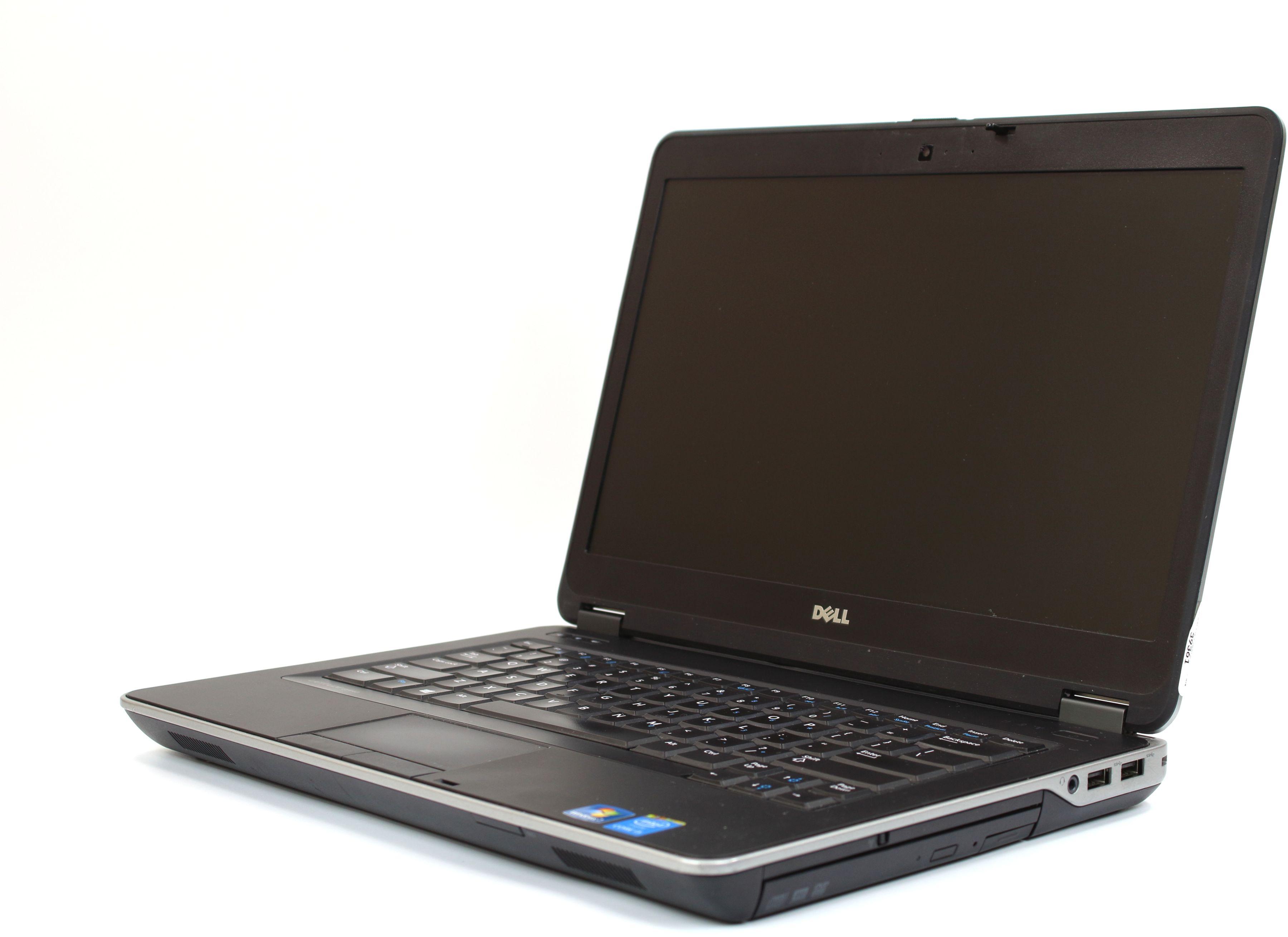 Laptop DELL Latitude E6440 HD i5-4300M 8GB 240GB HDMI Kamera Windows 7 Professional