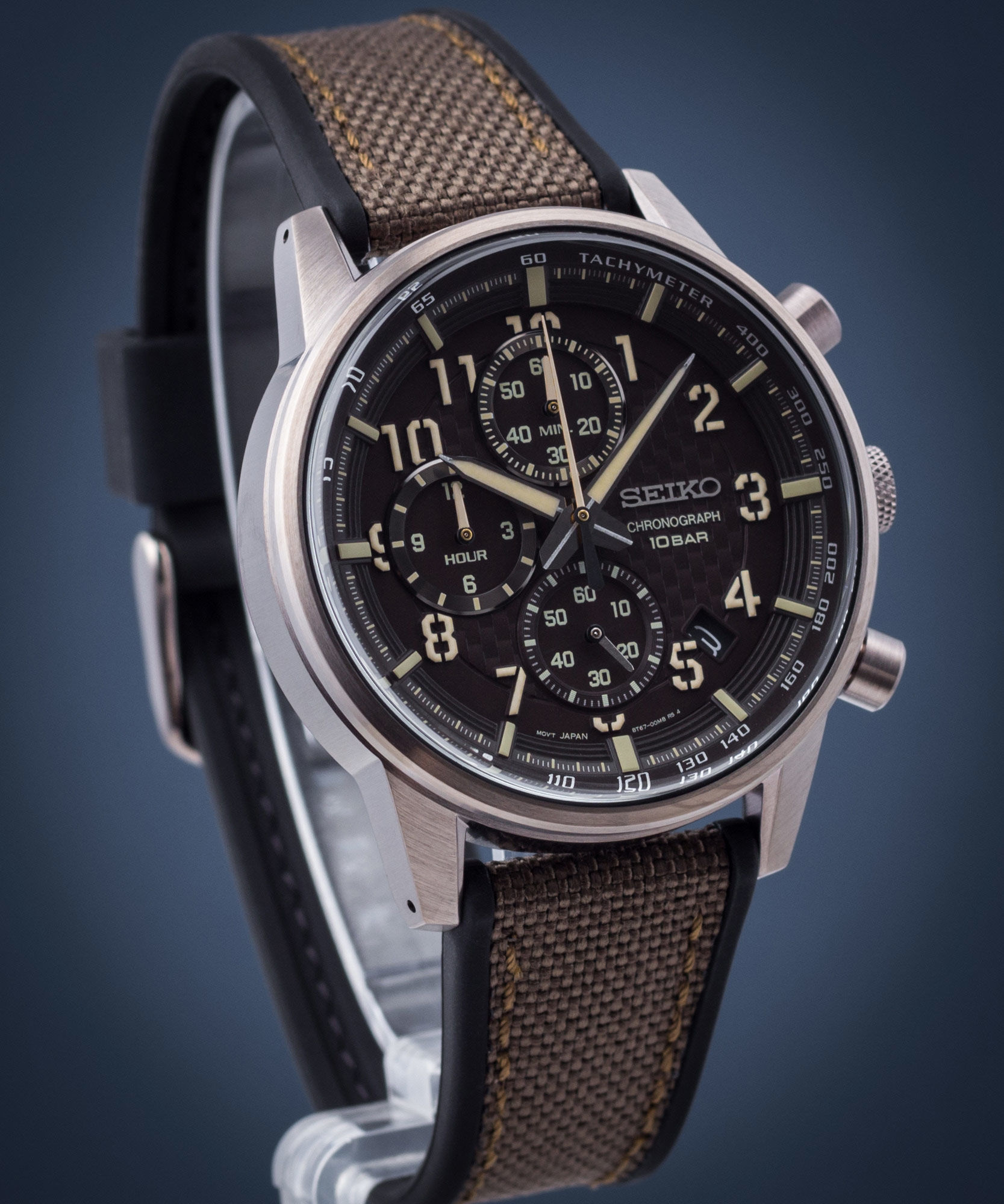 Zegarek męski Seiko Sport Chronograph