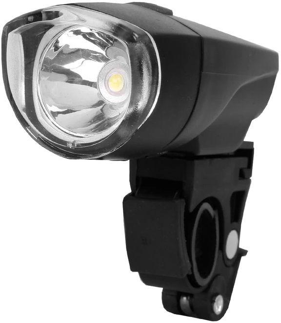 Lampka Falcon Eye Carbon L-FE-1WL przednia czarna