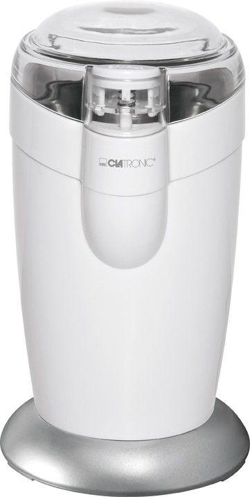 Młynek do kawy Clatronic KSW 3306 (biały)