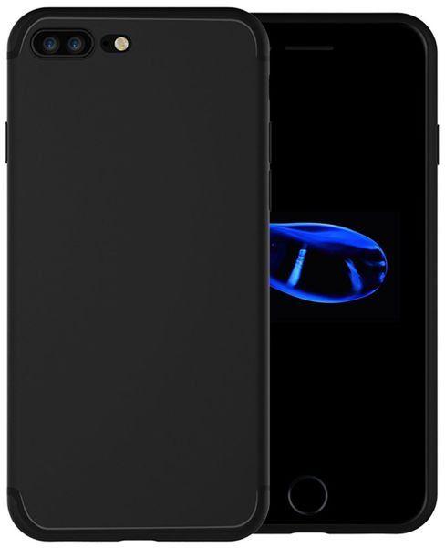 Etui silikonowe Alogy slim case do Apple iPhone 7/ 8 Plus czarne