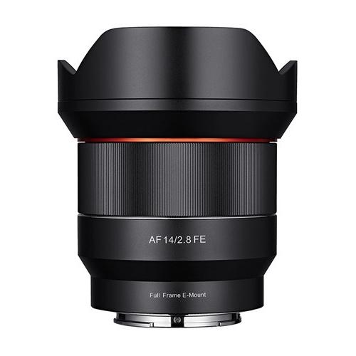Samyang AF 14mm f/2.8 FE - obiektyw do Sony E Samyang AF 14 mm f/2.8 FE