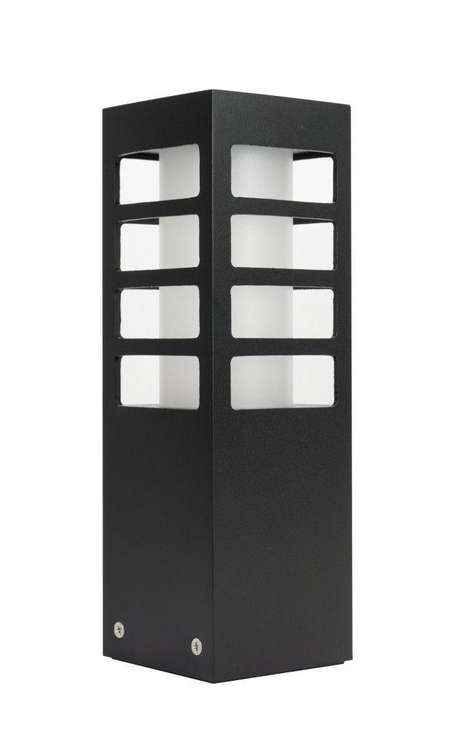 Lampa stojąca ogrodowa RADO III 3 BL Czarny IP54 - Su-ma Do -17% rabatu w koszyku i darmowa dostawa od 299zł !