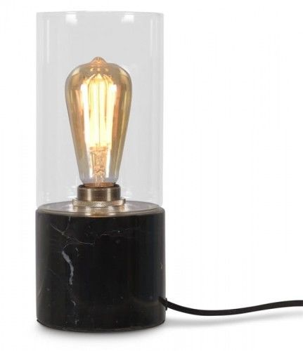 Lampa stołowa Athens czarna