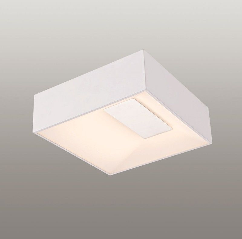 PUZZLE 5656-2 WHITE 33X33 POWER LED 28W PLAFON