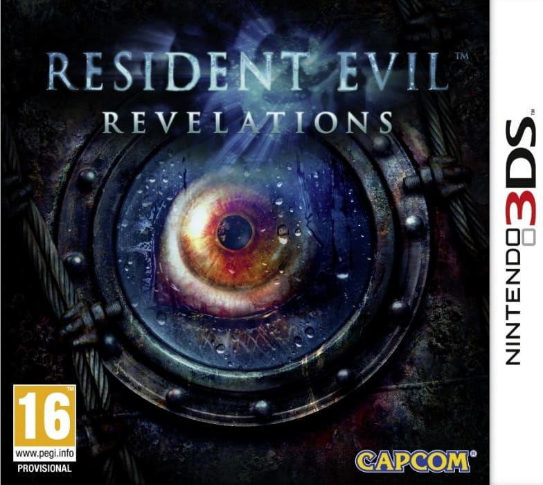 Gra Resident Evil: Revelations (3DS)