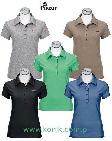 Koszulka polo INGA - Pikeur
