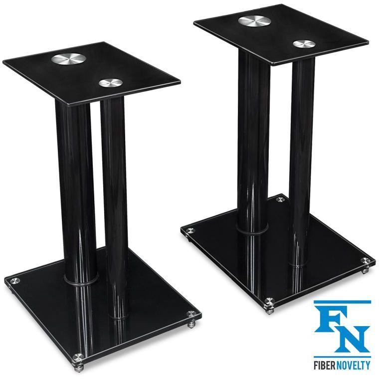 FN28B - Profesjonalne stojaki pod kolumny głośnikowe do 10kg wysokość 46cm