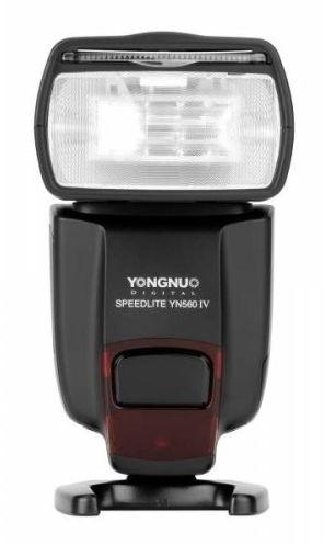 Yongnuo YN560 IV - lampa błyskowa Speedlite, Negative Display, GN58, 5600K Yongnuo YN560 IV