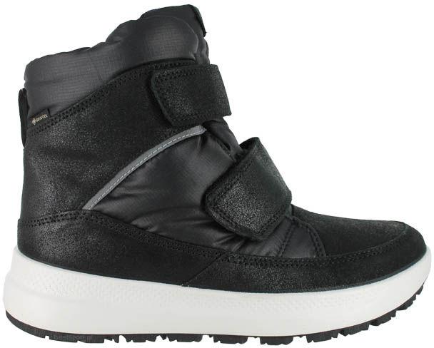 Buty zimowe damskie ECCO Solice czarne78072305001