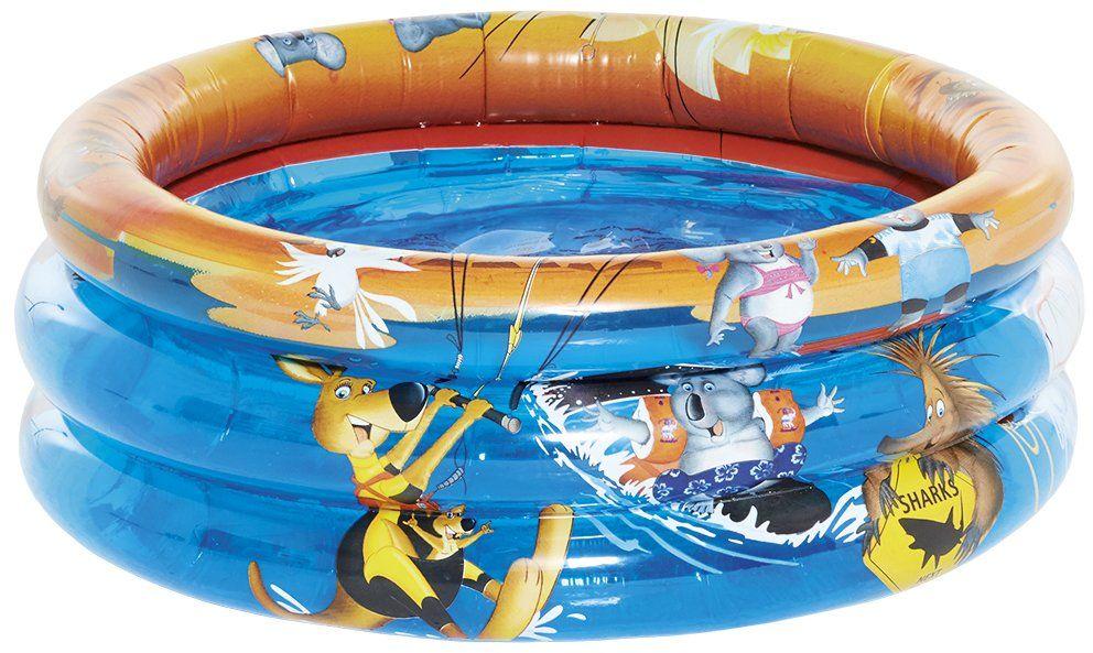 Happy People 18135 Wehncke Pool Down Under, 70 x 25 cm, wielokolorowy