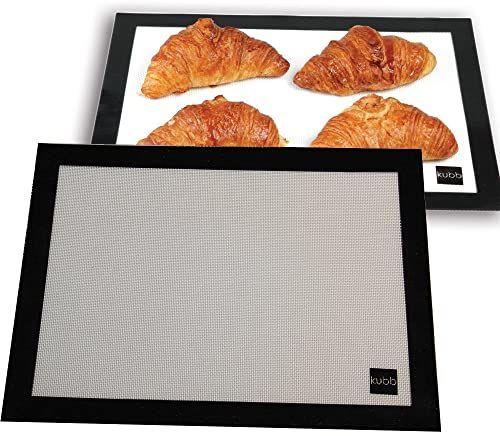 Kubb K021 podkładka do pieczenia, powłoka nieprzywierająca, silikonowa, 40 x 30 cm