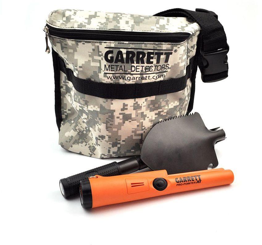Wodoodporny wykrywacz metalu Garrett PRO-POINTER  AT z diodą LED