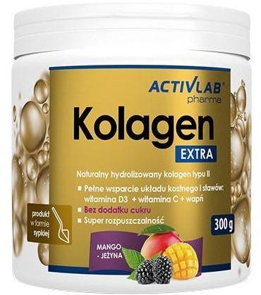 ActivLab Kolagen Extra smak mango-jeżyna 300 g