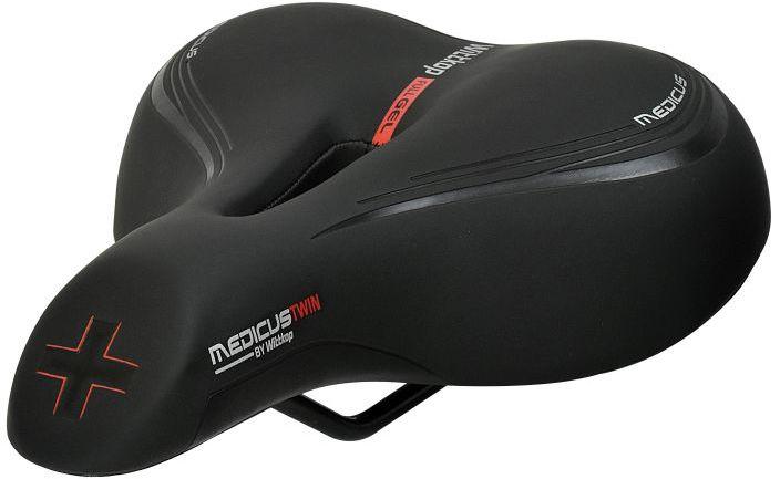 WITTKOP Siodełko rowerowe City MEDICUS TWIN 3.0 WT-999081200,4260008120001