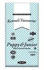 KENNELs Favourite Puppy & Junior PLUS (Rasy duże) 20kg + GRATIS