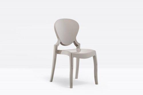 Pedrali Krzesło Queen 650 SA Beżowy