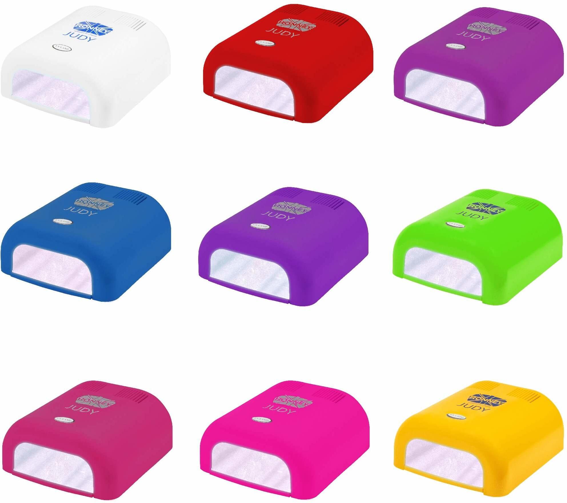 RONNEY JUDY Nail UV Lamp 36W Lampa do paznokci różne kolory