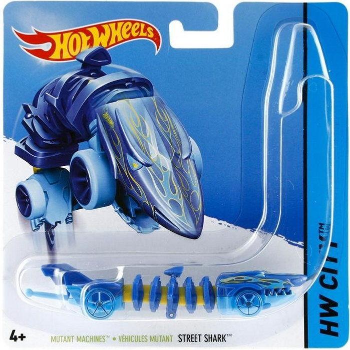Hot Wheels - Mutant Machines Street Shark BBY83