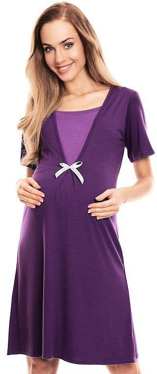 Koszula nocna ciążowa Irena