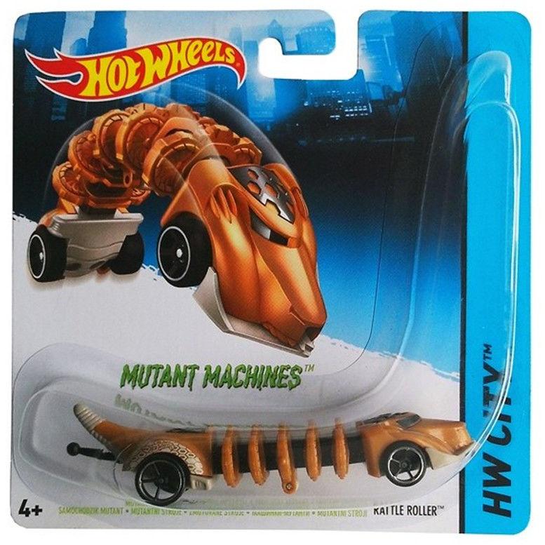 Hot Wheels - Auto Mutant Rattle Roller CGM82