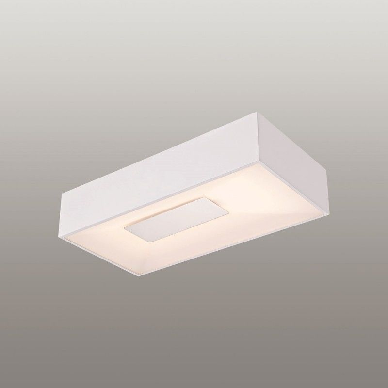 PUZZLE 5656-3 WHITE 45X23 POWER LED 36W PLAFON
