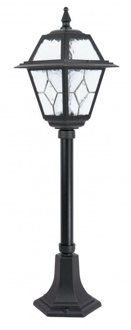Lampa stojąca zewnętrzna IP43 Witraż K 5002/1 N - Su-ma // Rabaty w koszyku i darmowa dostawa od 299zł !