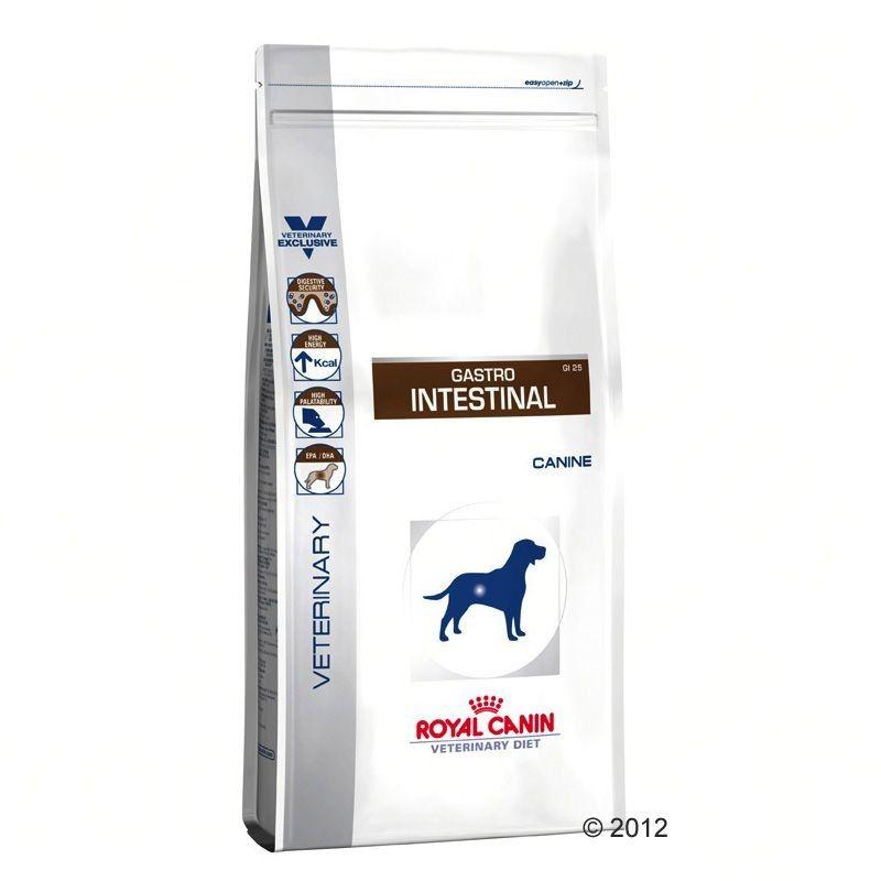 ROYAL CANIN Gastro Intestinal GI25 2kg PIES