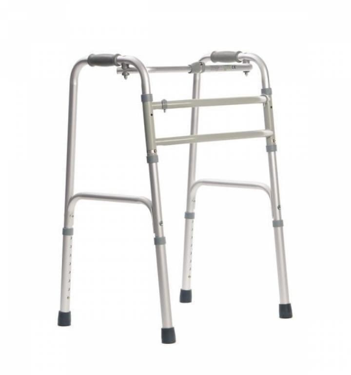Balkonik dla seniorów kroczący Dual