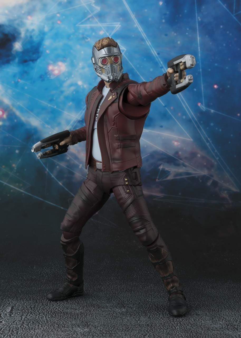 Guardians of the Galaxy Vol. 2 Star-Lord & Explosion, BandaiS.H.Figuarts