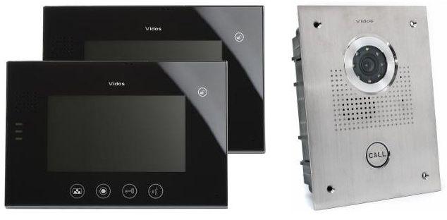 Wideodomofon vidos 2 x m670b/s551 - szybka dostawa lub możliwość odbioru w 39 miastach