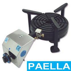 Taboret gazowy paella śr. 250 10 kW