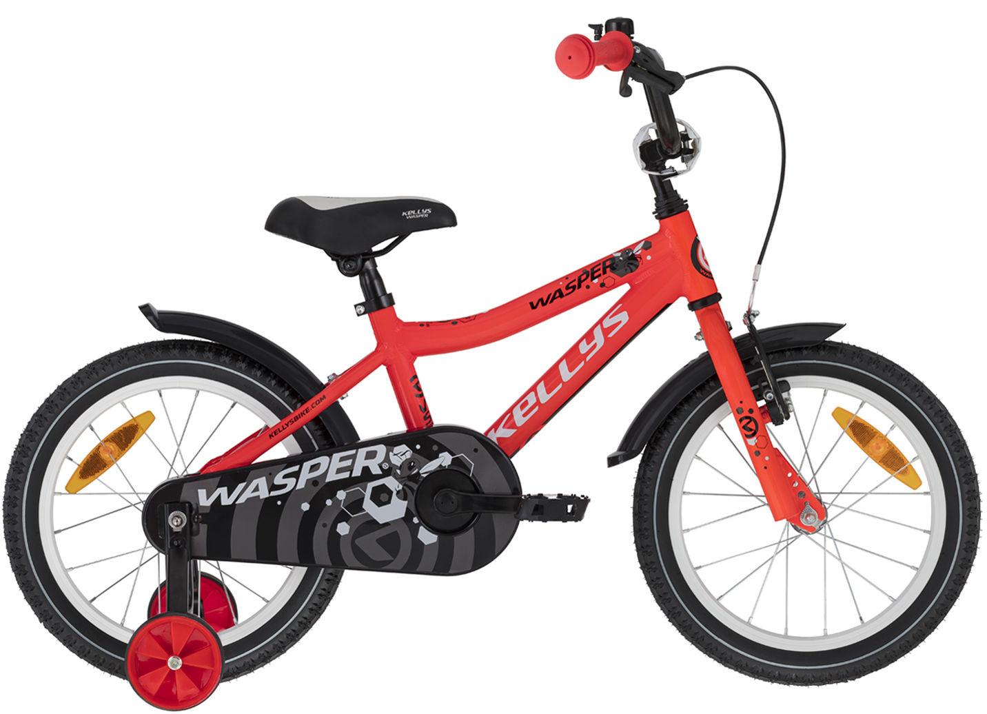 "Rower Kellys WASPER RED 16"" 2021"