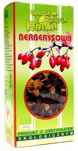 HERBATKA BERBERYSOWA BIO 100 g DARY NATURY