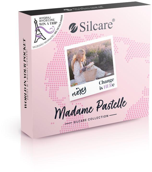 Flexy Lakiery Hybrydowe - Zestaw Madame Pastelle (4 x 4.5 g)