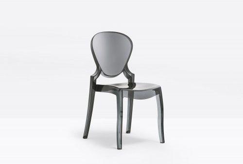 Pedrali Krzesło Queen 650 FU Szary