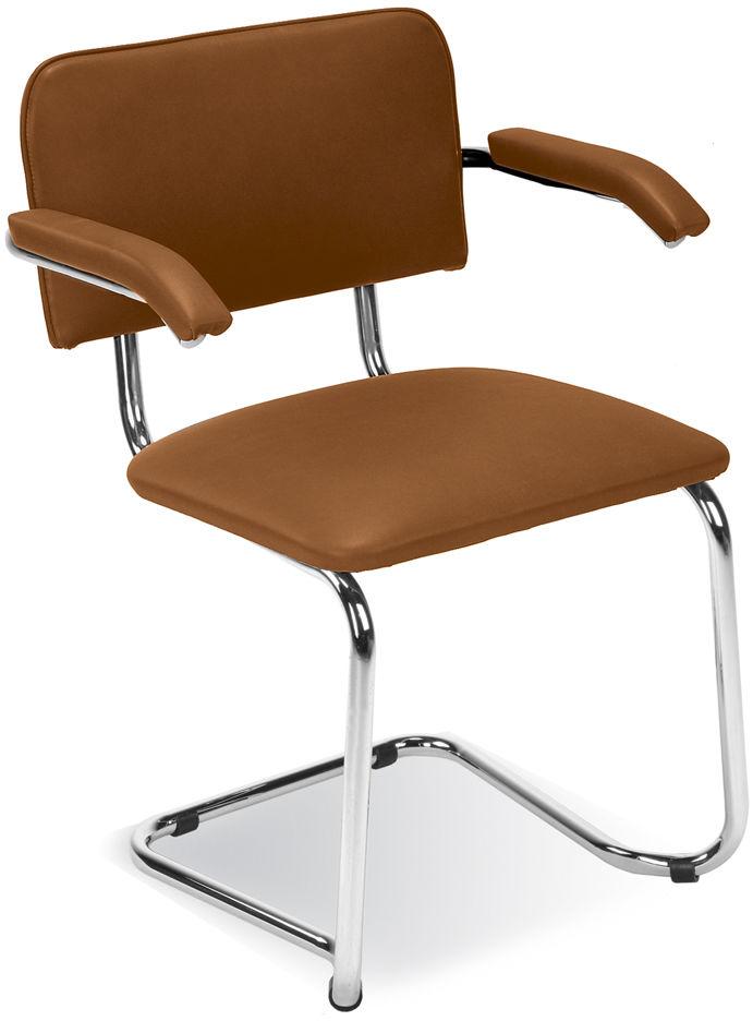 NOWY STYL Krzesło SYLWIA S ARM chrome