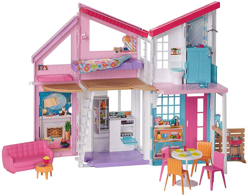 Barbie - Domek Malibu FXG57