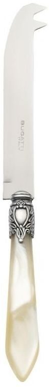Casa bugatti - oxford nóż do sera - kość słoniowa