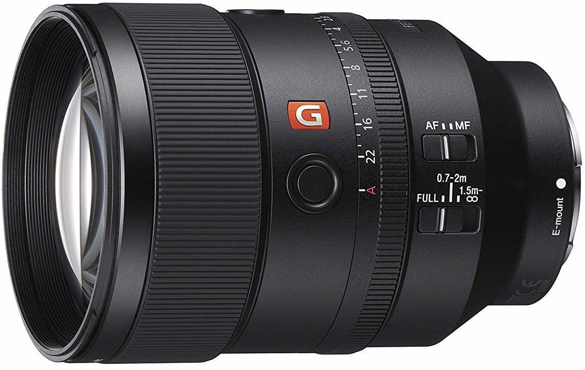 Sony FE 135 mm f/1.8 GM Pełnoklatkowy teleobiektyw stałoogniskowy (SEL135F18GM)