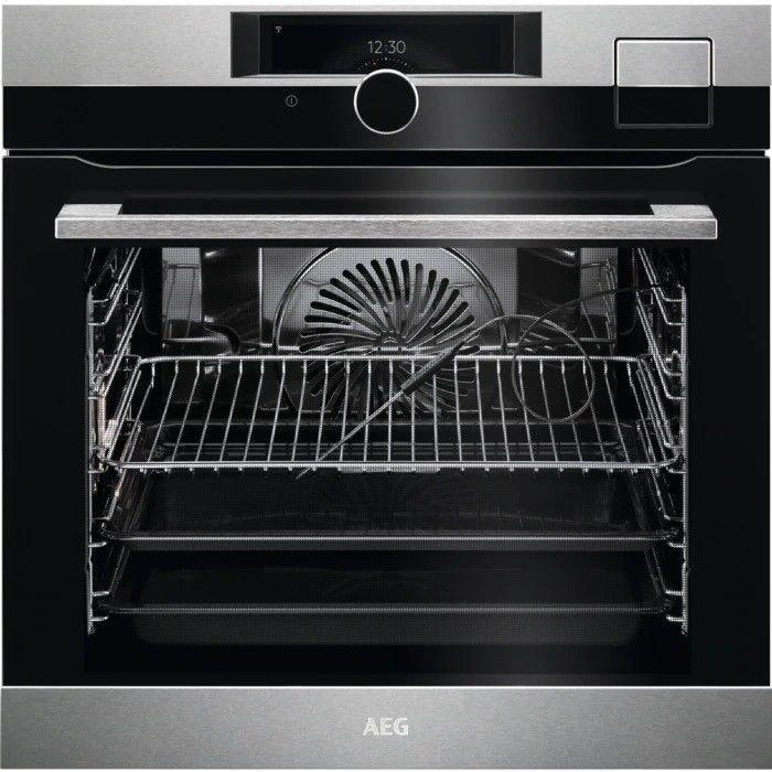Piekarnik parowy AEG BSK999330M - Użyj kodu PL450 -Płać mniej! - (22)8777777 - Promocje, Szybkie realizacje i wysyłki