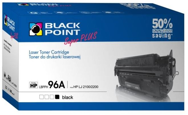 BLACK POINT LBPPH96A / C4096A (black)