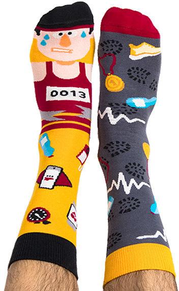 Skarpety kolorowe biegacz Winston Miles
